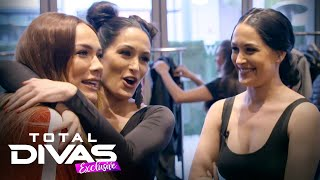 The Bella Twins hope to find Nia Jax a man! | Total Divas Exclusive