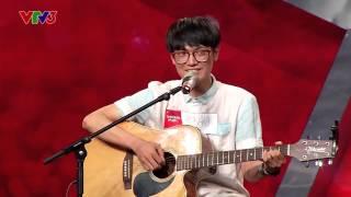 [Vietnam's got talent] Lần thi hát thứ 10 - Ước mơ tôi - Thành Đạt