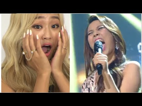 Famous People Reacting to Sohyang!! (소향)