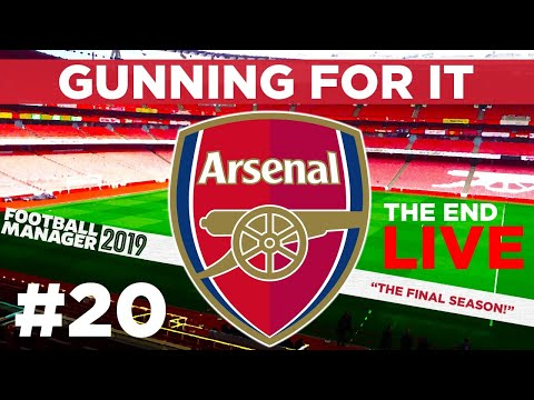 GUNNING FOR IT | PART 20 | LIVE | Football Manager 2019