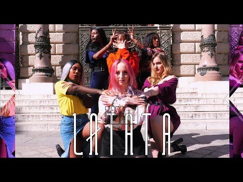 [CONTEST 3RD WINNER] (G)I-DLE (여자아이들) - LATATA dance cover by RISIN' CREW from France