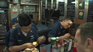"USS Toledo - ""Life on Board"""