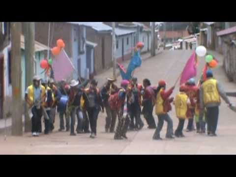 Carnaval Cordova Huaytara-Fatal Destino(Hijos Cordovinos)2011