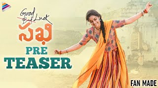 Good Luck Sakhi Pre- Teaser- Keerthy Suresh, Aadhi Piniset..