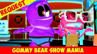 Happy Maroon Day in G Major (Scary) Special Request - Gummy Bear Show MANIA
