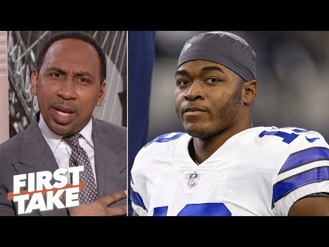 Eagles were robbed vs.  Cowboys – Stephen A.   First Take