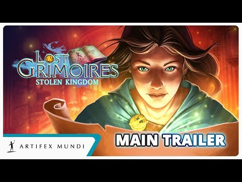 Lost Grimoires: Stolen Kingdom Trailer