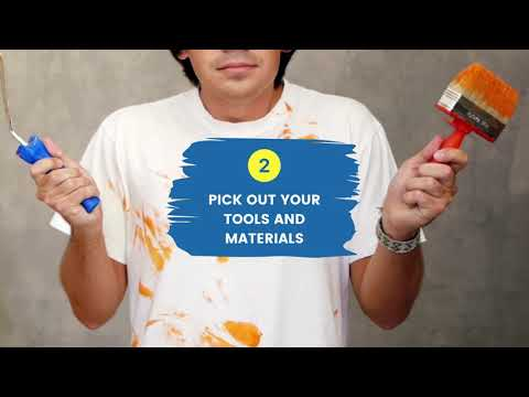 How To Paint A House | DIY Interior Painting Tips | J Brown ...