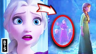 Frozen 2 Theory: Elsa And Anna's Mom Has Powers