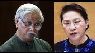 Nguyễn Thị Kim Ngân xin từ chức vì lời nguyền của ĐB Dương Trung Quốc
