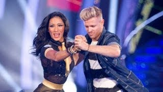 Nicky Byrne & Karen Hauer Jive to 'Jailhouse Rock' - Strictly Come Dancing 2012 - Week 7 - BBC One