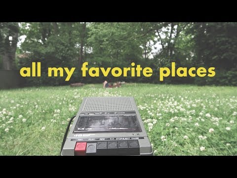 all my favorite places - rusty clanton
