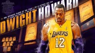 Dwight Howard HD Mix - The LA Superman