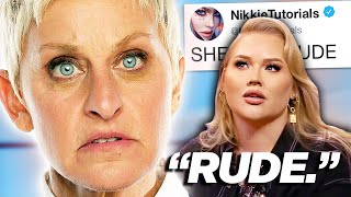 Why NikkieTutorials & The Internet DISLIKE Ellen Degeneres..