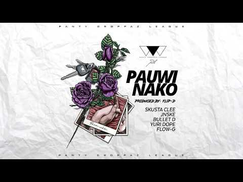 PAUWI NAKO - O.C. Dawgs ft. Yuri Dope, Flow-G (LYRIC VIDEO)