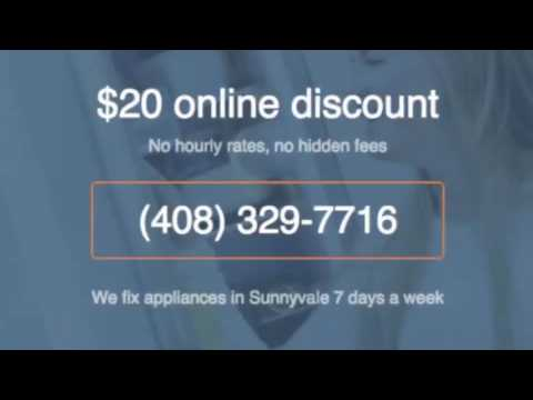 Sunnyvale Appliance Repair Works-(408) 329-7716