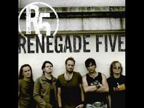 Renegade Five - Darkest Age