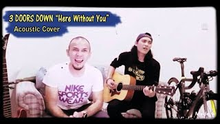 Here Without You - 3 Doors Down (Pandek n Joe Iswandi Acoustic Cover)