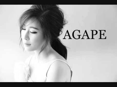 Zhang Liyin (張力尹/장리인) - 愛的獨白 (Agape) [Lyrics]