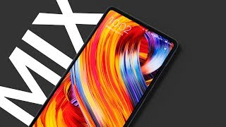 Xiaomi Mi Mix 2 - Most BEAUTIFUL Phone EVER!