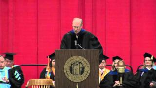 'SP 2016 Graduation - Regent Dr.  Blake Flanders Address