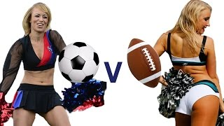 Real Football v American Football