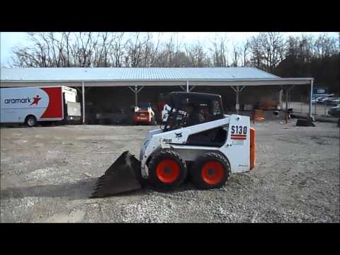 For Sale: 2004 Bobcat S130 - Low Hours!