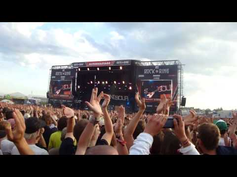 Stone Sour - New Song - The Bitter End live Rock am Ring 2010 HD