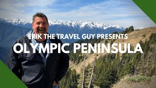 Olympic Peninsula Overview   Video Travel Guide