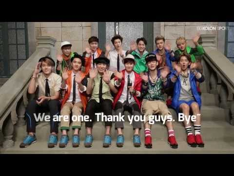 MOVE-XO CF EXO Behind Story (English Ver.)