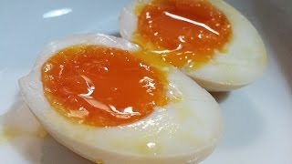 How to Make Japanese Soft Boiled Egg | 溏心蛋