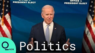 Biden Says Mike Pence Is 'Welcome to Come and Be Honored' at His Inauguration