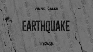 VINNE, Galck - Earthquake