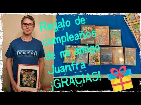 Regalo de Cumpleaños de mi amigo Juanfra ¡GRACIAS!