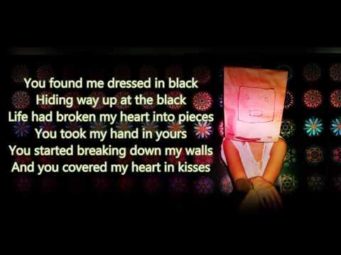Dressed in black (lyrics) - Sia