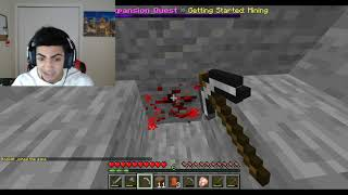 how to minecraft but it's scuffed