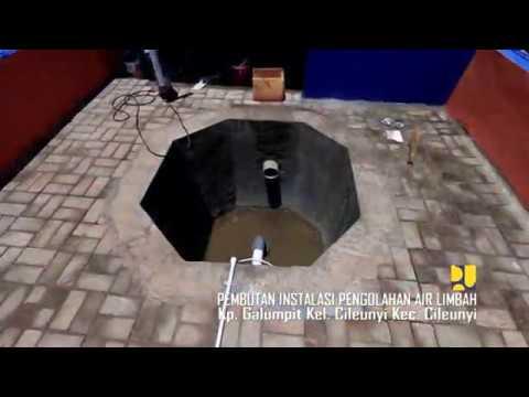 IPAL Komunal Kampung Galumpit - Cileunyi