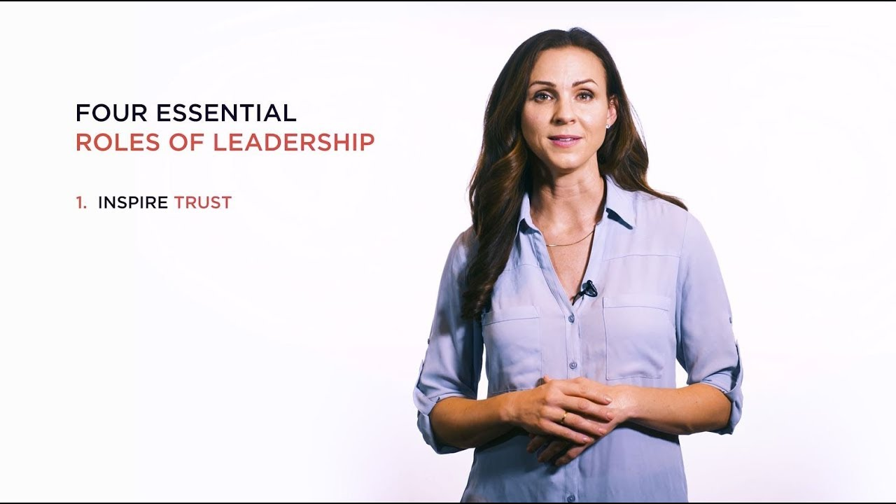 The 4 Essential Roles of Leadership Overview