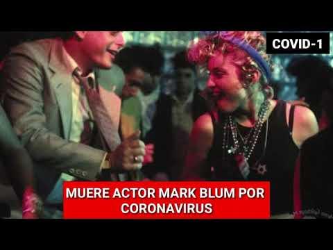 EL ACTOR MARK BLUM, actuó en Crocodrile Dundee, MUERTO A LOS 69 años, Complicaciones Del Coronavirus