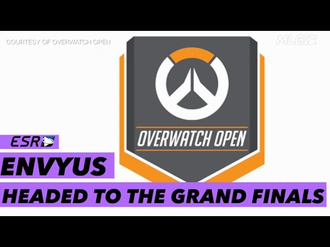 Team EnVyUs make the Overwatch Open Grand Finals!