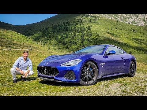 Maserati Granturismo Sport: La Fine dei Gloriosi V8 Aspirati si Avvicina
