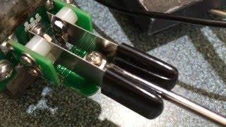 QRPguys Iambic Paddle Kit ($15, Wow!)
