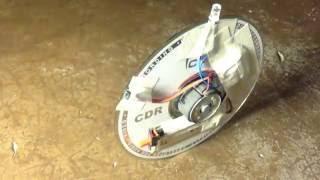 How To Make Anti Gravity Wheel (Gyroscope)