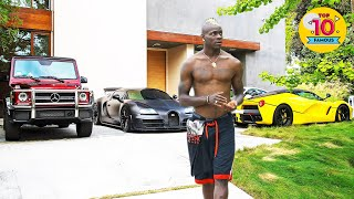 The Rich Lifestyle of Mario Balotelli 2020