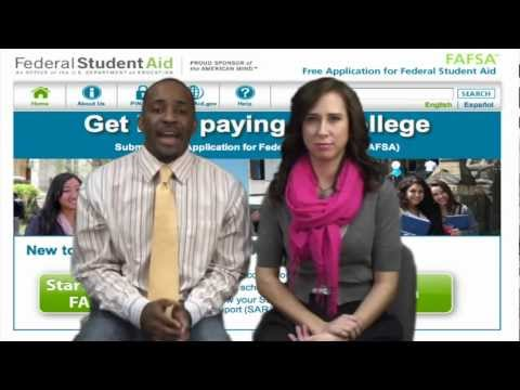 Financial Aid Tutorial with 2013 update
