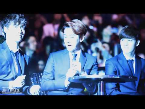 131122 MAMA M.NET Asian Music Awards I Love it! EXO BAEKHYUN EDIT VER.