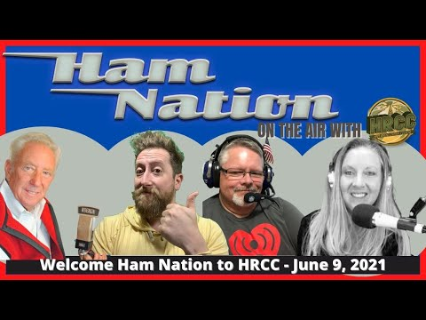 Ham Nation: Topo Ducting, HRRR Special Event, IC-705 Wireless Logging!