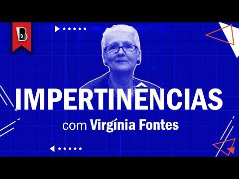 IMPERTINÊNCIAS   Nova coluna da Virgínia Fontes na TV Boitempo!