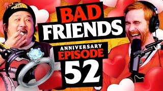 Bobby's Valentine's Ring | Ep 52 | Bad Friends