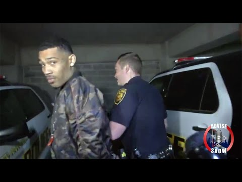 Thug Charged With Capital M*rder Promotes His Mixtape During Perp Walk